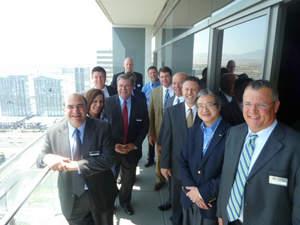 Omron Presents 2011 Award to TTI for Their Superior Electromechanical Segment Focus