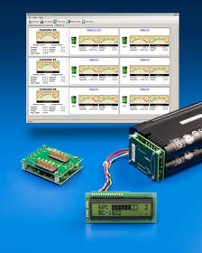 Intelligent Battery and Power System(TM) battery controller modules