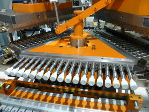 Jomar injection blow molding tooling