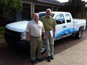 Bob Lutz,VIA Motors,electric truck,erev,hybrid,SUV,phev,plug-in electric,Chevy Volt,EUFMC,pickup
