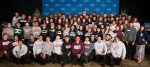 Nicholas Academic Centers, Graduation Celebration, Santa Ana, high school graduates