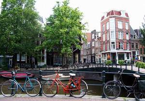 Amsterdam vacation package