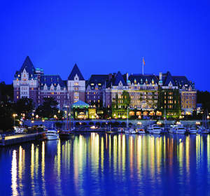 The Fairmont Empress Hotel