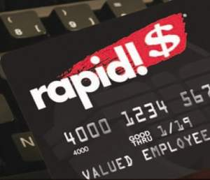 Relyco's rapid! PayCard Electronic Payroll Solution