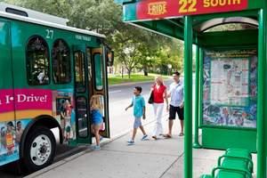 I-Drive Trolley system