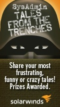 thwack Tales from the Trenches Contest