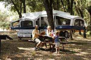 Michigan Camping and RV Month