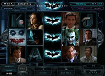 All Slots Casino presents THE DARK KNIGHT video slot