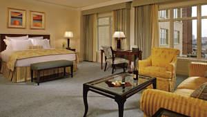 The Ritz-Carlton Club Level Accommodations in Dallas