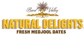 Bard Valley Natural Delights(TM) Medjool Dates
