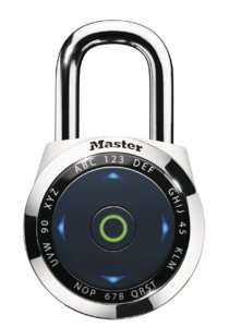 The dialSpeed(TM) Electronic Padlock allows users to store multiple set-your-own primary and guest codes. Each lock is also preprogrammed with a unique permanent Backup Master Code users can retrieve from masterlockvault.com - ensuring they never lose their combination again!