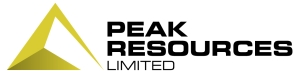 Peak Resources Limited