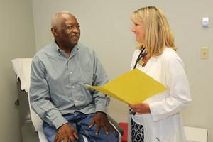 Missouri Baptist TAVR Patient