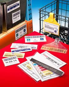 RNR Vinyl Magnetic Label Holders