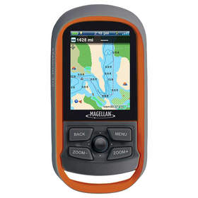 Magellan eXplorist GPS Angler and Pro Angler Editions