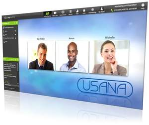 USANA joins AnyMeeting's new 'Quick Start' program, which offers a free, company-branded web conferencing solution for its distributors. USANA is one of several top network marketing firms to participate in the program.