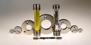 Variety of standard and specialty thread gages manufactured by U.S. Gage Corporation