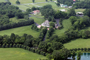 The 78-acre estate of country music legend George Jones is still available following the July 7 auction.
