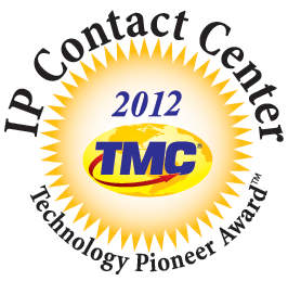 TMC IP Contact Center Technology Pioneer Award