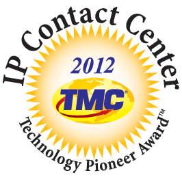 TMC IP Contact Center Technology Pioneer Award