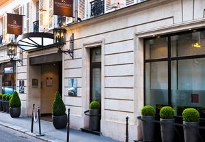 hotels near Opera Paris