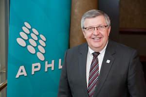 Dr. Charles Brokopp, APHL President