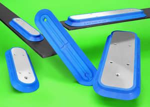 Anver Rectangular (oval) Vacuum Cups