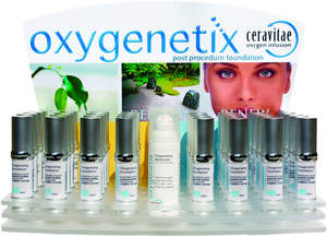 Oxygenetix, breathable foundation