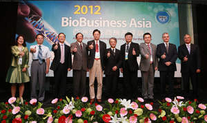 Bio Business ASIA 2012 is being held on July 24 ~ 25 at Taipei this year, revolving around the theme 'Asia Pacific Biotechnology: Investing NOW for the Future,' aimed at promoting interaction between Taiwan's biotechnology industry and the international community, as well as forging biotech-related R&D and investment in Asia, is expected to be instrumental in helping Taiwan become a biotech venture capital hub. 