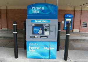 Dollar Bank introduces Personal Teller Machines: Virginia Manor Office Drive Thru