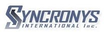 Syncronys International, Inc.