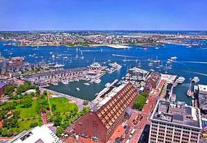 hotel restaurants in Boston