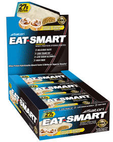 Eat-Smart Frosted Cinnamon Caramel Crunch