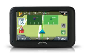 Magellan RoadMate GPS with Bluetooth Safe Texting
