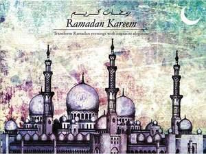 Ramadan at the Fairmont Bab Al Bahr, Abu Dhabi