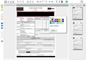 VirtualViewer AJAX 3.0 Interface