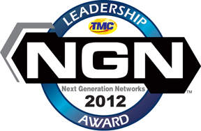 NGN Leadership Award logo