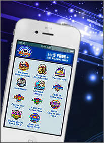 All Slots Casino HTML5 on iPhone