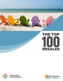 Top 100 Timeshare Resales Report