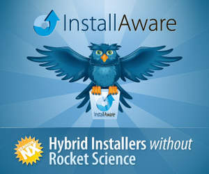 Hybrid Installers without Rocket Science