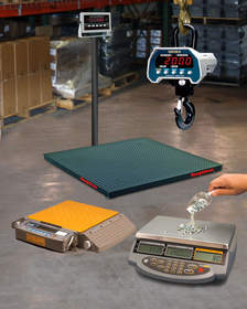 Rental scales from Alliance Scale, Inc.