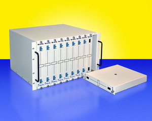 The Fiber Lab Flex(TM) Optical Fiber Testing Platform