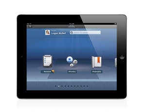 Workday for iPad(R) landing page