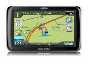 Magellan RoadMate Commercial 9261T-LM GPS