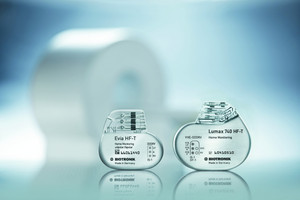 BIOTRONIK's MR Approved CRT Devices Lumax 740 HF-T and Evia HF-T