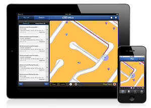 Accela Code Officer mobile app