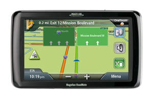 Magellan RoadMate 9250T-LMB vehicle navigation GPS