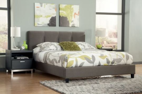 Masterton California King Upholstered Bed