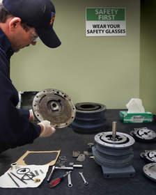Mass-Vac Vacuum Pump Rebuilding Service
