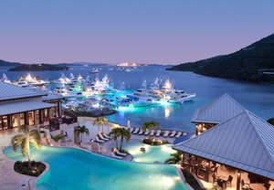 Luxury Hotels in BVI